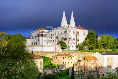 Národní palác, Sintra, Portugalsko
