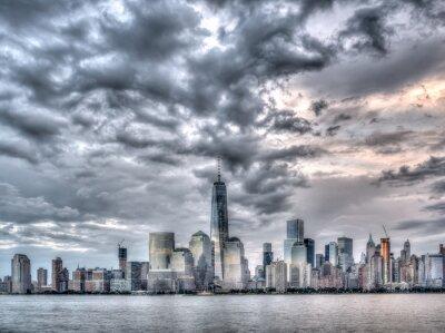 Obraz New York City na 4. července 201