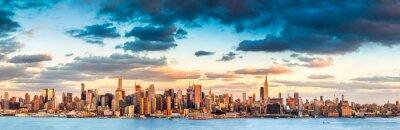 Obraz New York City panorama
