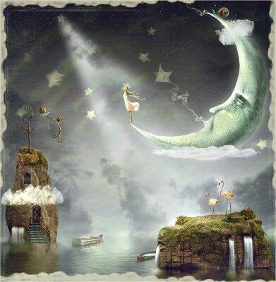Obraz Noc. Čas zázraků a kouzel