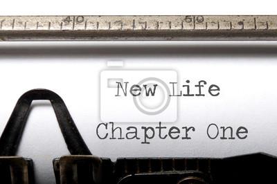 Obraz nový život