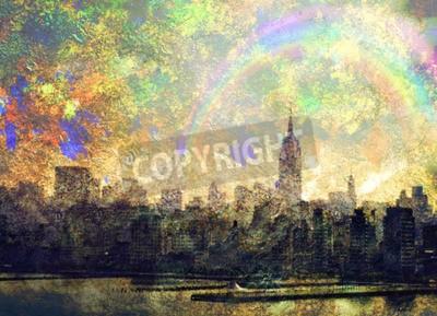 Obraz NYC