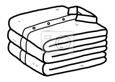Obleceni Kresleny Vektor A Ilustrace Cerne A Bile Rucne Kreslene