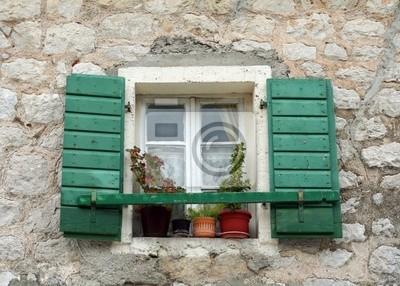 Obraz okno