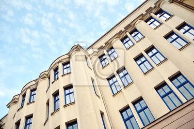 Obraz old building
