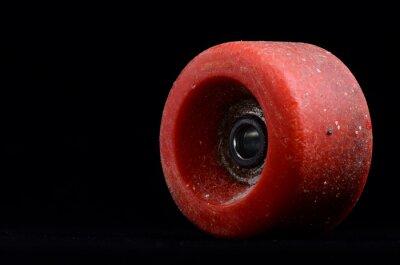 Obraz Old Vintage Spotřeba Skate Wheel