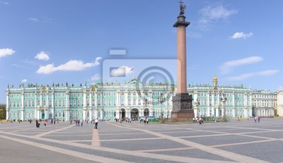 Palácové náměstí, Saint-Petersburg, Russia