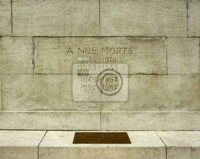 památník aux morts