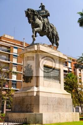 Památník Jaime I de Aragon, el Conquistador