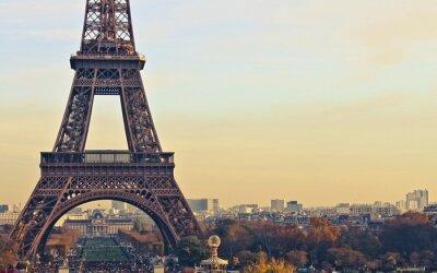 Obraz Paris FRANCIE Eiffelova věž