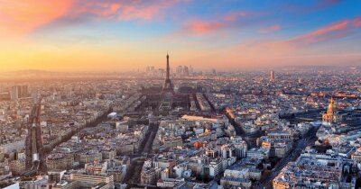 Obraz Paříž, Francie