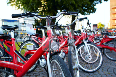 Parkování jízdních kol