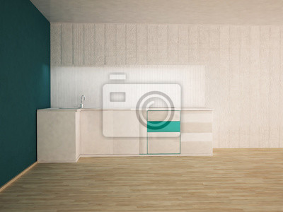part of the room, 3d