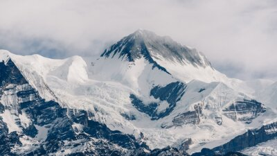 Obraz Peak v Nepálu