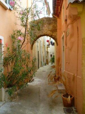 petite rue de Bormes