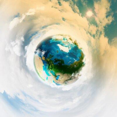 Obraz Planeta