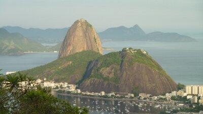Obraz Pohledy na hory Sugarloaf