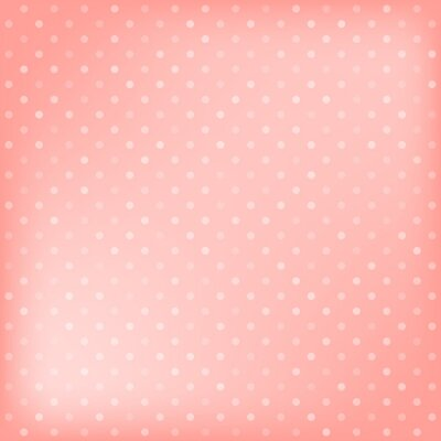 Obraz Polka dot pink background