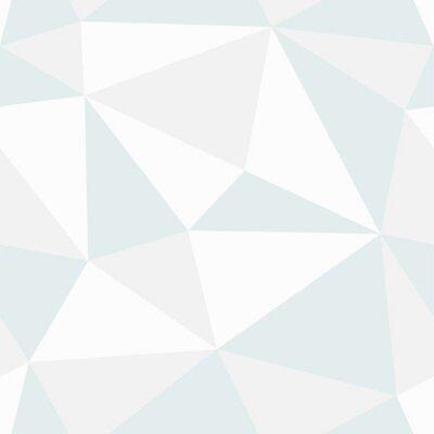Obraz Polygonal seamless pattern