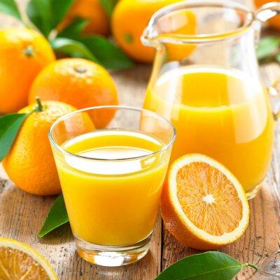 Obraz Pomerančový džus