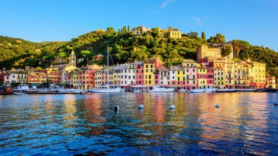 Portofino Old town, Ligury, Italy