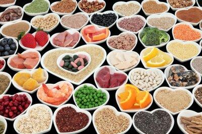 Obraz Posilování Zdravotní Foods