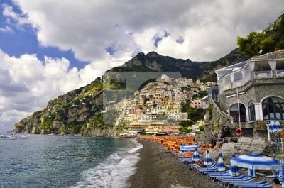 Positano - Amalfi Wybrzeże