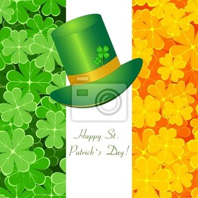Pozdrav St / Patrick karty