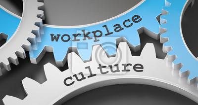 Obraz pracoviště kultura