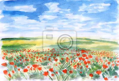 Prairie květiny