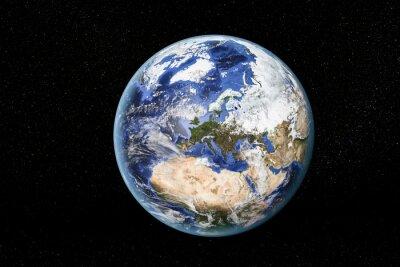Obraz Prvky tohoto snímku poskytnutých NASA