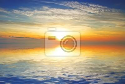 Obraz Puesta de sol