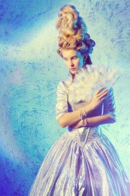 Obraz rafinovaný lady