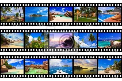 Rámy z filmu - příroda a cestování (moje fotky)