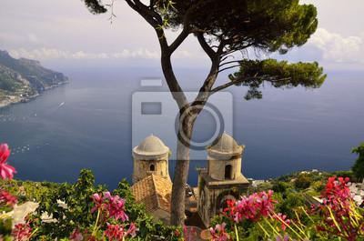 Ravello Amalfi Wybrzeże