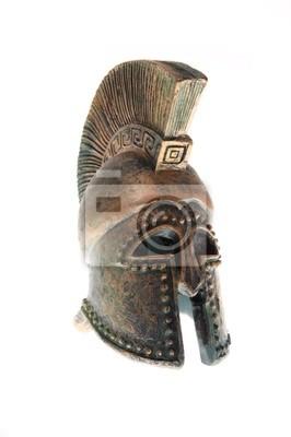 Obraz Řecká helma.