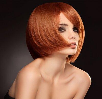 Obraz Red Hair. Vysoká kvalita obrazu.