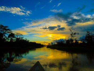 Obraz Řeka Amazon
