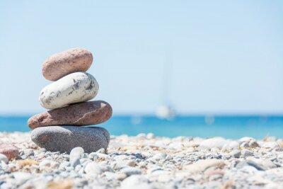 Obraz Relaxaci na pláži