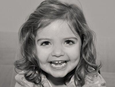 Obraz Retrato infantilní.