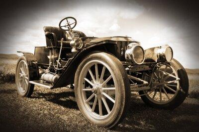 Obraz Retro auto.