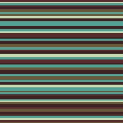 Obraz Retro bezešvé proužek vzor vintage barvy pozadí