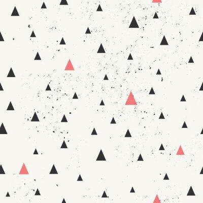 Obraz Ručně kreslený Abstrakt bezešvé vzor