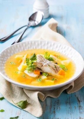 Obraz Rybí polévka