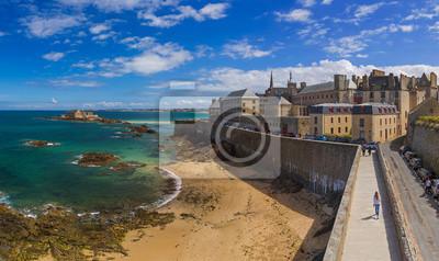 Saint-Malo - Bretagne Francie