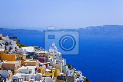 Santorini View - Řecko