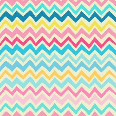 Obraz Seamless chevron pattern