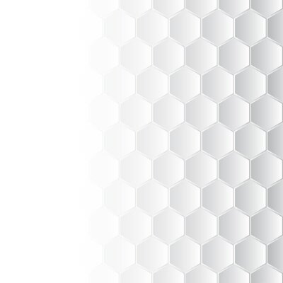 Obraz Šestihranné mozaika
