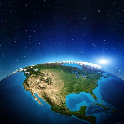Obraz Severní Amerika