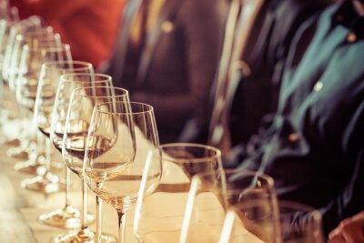 Obraz Sklo pro ochutnávky vín